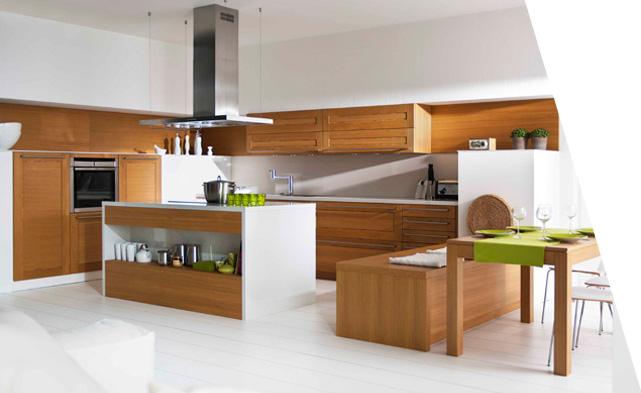 moderné kuchyne na mieru