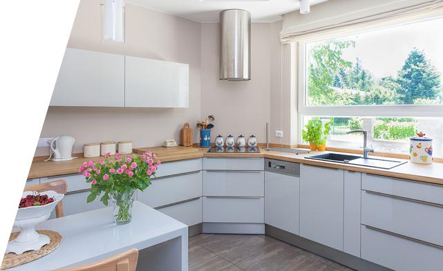Kvalitné a lacné kuchyne na mieru