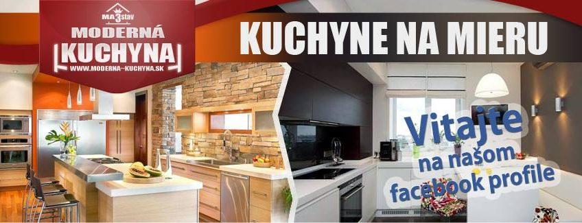 kuchyne na mieru - facebook